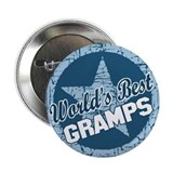 "Worlds Best Gramps 2.25"" Button"