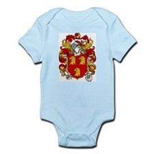 Clifford Family Crest Infant Creeper