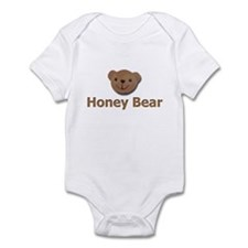Honey Bear Infant Bodysuit
