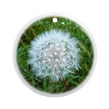 Dandelion Seed Head Keepsake (Round)