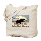 Wrangell - St. Elias / Denali National Tote Bag