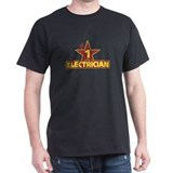 #1 ELECTRICIAN T-Shirt