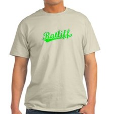 Retro Ratliff (Green) T-Shirt
