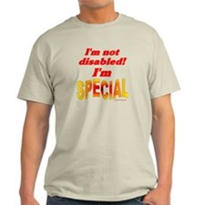 Not Disabled T-Shirt