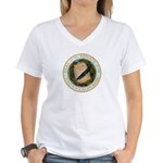 California Senate Women's V-Neck T-Shirt