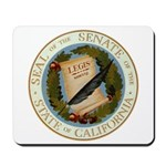 California Senate Mousepad