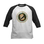California Senate Kids Baseball Jersey