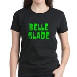 Belle Glade Faded (Green) Tee