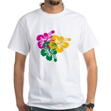 Colorful Hibiscus Shirt
