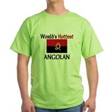 World's Hottest Angolan T-Shirt