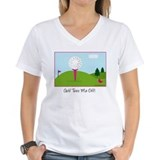Golf Tees Me Off - Shirt
