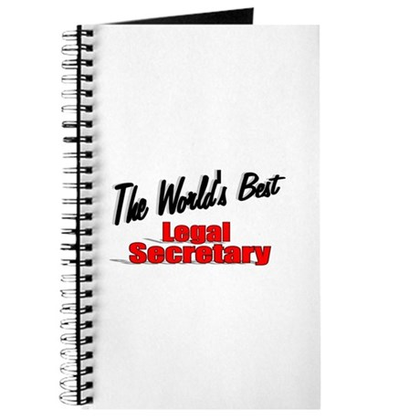 """The World's Best Legal Secretary"" Journal"