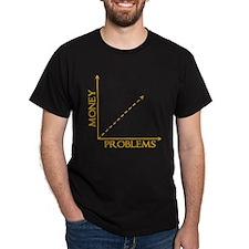 Mo Money, Mo Problems T-Shirt