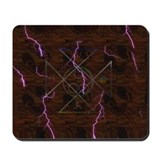 Einsteineous Forces Mousepad