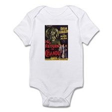 The Return of Chandu Infant Bodysuit