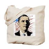 Obama Oil Tote Bag