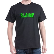 Blaine Faded (Green) T-Shirt