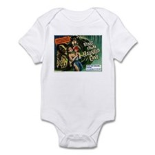 Beast From Haunted Cave Infant Bodysuit