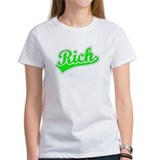 Retro Rich (Green) Tee