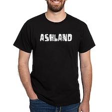 Ashland Faded (Silver) T-Shirt