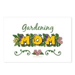 Gardening Mom Gardener Postcards (Package of 8)