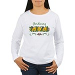 Gardening Mom Gardener Women's Long Sleeve T-Shirt