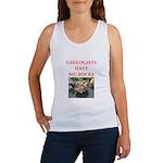 geology gifts t-shirts Women's Tank Top