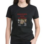 geology gifts t-shirts Women's Dark T-Shirt
