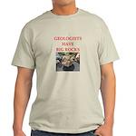 geology gifts t-shirts Light T-Shirt
