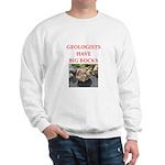 geology gifts t-shirts Sweatshirt
