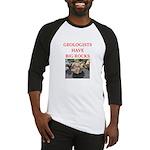 geology gifts t-shirts Baseball Jersey