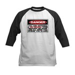 No Obama Zone Kids Baseball Jersey