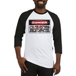 No Obama Zone Baseball Jersey