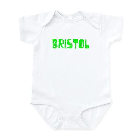 Bristol Faded (Green) Infant Bodysuit