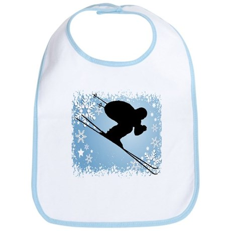 SKI DOWNHILL (BLUE) Bib