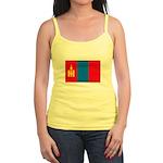 Mongolian Flag Jr. Spaghetti Tank