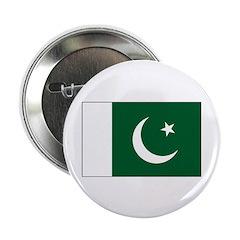 """Pakistan Flag 2.25"""" Button (100 pack)"""