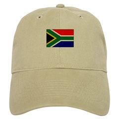 South African Flag Cap