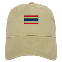 Thai Flag Cap