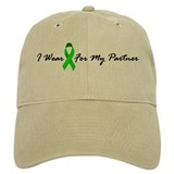 I Wear Lime Green For My Partner 1 Baseball Cap