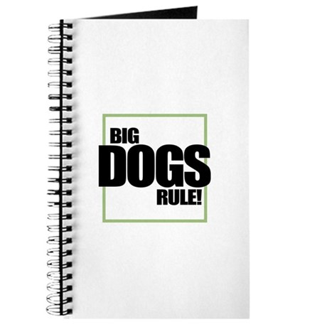Big Dogs Rule logo Journal