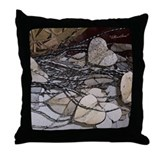 Heartstrings Throw Pillow