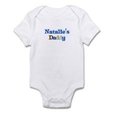 Natalie's Daddy Infant Bodysuit