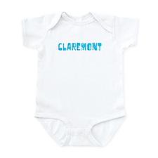 Claremont Faded (Blue) Infant Bodysuit