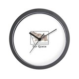 Funny Unusual Wall Clock