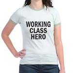 Working Class Hero Jr. Ringer T-Shirt