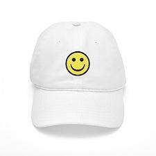 Smiley Face Baseball Cap