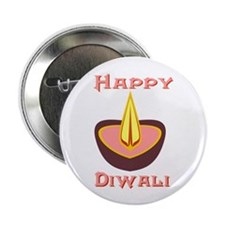 "Happy Diwali 2.25"" Button (10 pack)"
