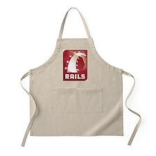 Ruby on Rails BBQ Apron