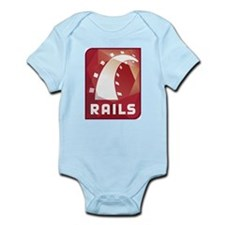 Ruby on Rails Infant Creeper